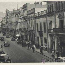 Postales: LAS PALMAS (GRAN CANARIA).- CALLE DE TRIANA. Lote 33801199