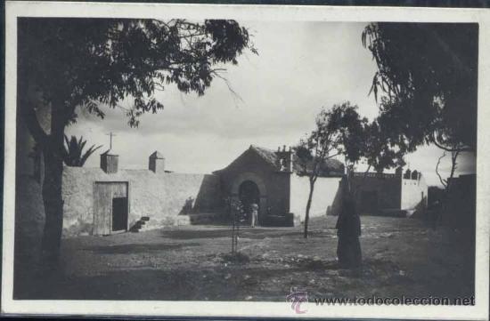GRAN CANARIA.- ERMITA DE SAN ANTONIO (Postales - España - Canarias Moderna (desde 1940))