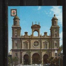 Postales: LAS PALMAS DE GRAN CANARIA. CATEDRAL. Lote 33845081