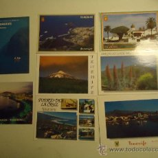 Postales: LOTE DE POSTALES DE LA ISLA DE TENERIFE. Lote 34116523
