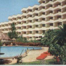 Postales: TENERIFE. HOTEL A. PONDEROSA (PLAYA DE LAS AMERICAS). Lote 34141275