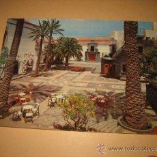 Postales: 26.-LAS PALMAS DE GRAN CANARIA PUEBLO CANARIO Y MUSEO DE NESTOR . Lote 34205685