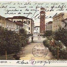 Postales: LA LAGUNA. Lote 34225353