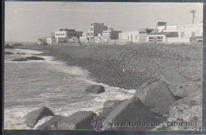TARJETA POSTAL GRAN CANARIA - AGAETE PLAYA. SEBASTIAN SOSA ALAMO. (Postales - España - Canarias Antigua (hasta 1939))