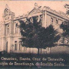 Postales: POSTAL ORIGINAL DECADA DE LOS 30. CANARIAS. TENERIFE. Nº 1406. VER TAMAÑO Y EXPLICACION.. Lote 34284640