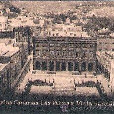 Postales: POSTAL ORIGINAL DECADA DE LOS 30. CANARIAS. LAS PALMAS Nº 1396. VER TAMAÑO Y EXPLICACION.. Lote 34284687