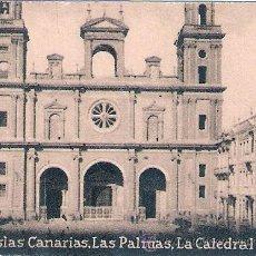 Postales: POSTAL ORIGINAL DECADA DE LOS 30. CANARIAS. LAS PALMAS Nº 1390. VER TAMAÑO Y EXPLICACION.. Lote 34284707