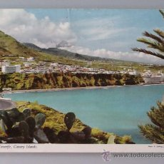 Postales: POSTAL DE TENERIFE, ISLAS CANARIAS. AÑOS 1970. BAJAMAR, VISTA PARCIAL 595. . Lote 34364175