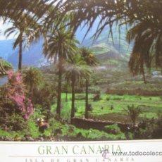 Postales: GRAN CANARIA(ISLAS CANARIAS),VALLE AGAETE, CIRCULADA T2290. Lote 34416249