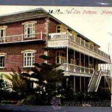 Postales: TARJETA POSTAL DE LAS PALMAS - METROPOL HOTEL. 7828.. Lote 34433354
