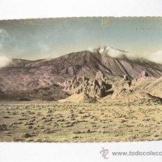 Postales: POSTAL FOTOGRAFICA COLOREADA DEL VALLE DE UCANCA Y EL TEIDE - CIRCULADA - SANTA CRUZ DE TENERIFE. Lote 35375038