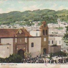 Postales: LAS PALMAS. GRAN CANARIA.- STO. DOMINGO. ANTERIOR A 1906.. Lote 35036877