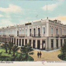 Postales: LAS PALMAS. GRAN CANARIA. ANTERIOR A 1906.. Lote 35039442