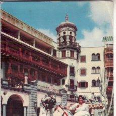 Postales: POSTAL HOTEL SANTA CATALINA TIPISMO LAS PALMAS DE GRAN CANARIA. Lote 35175931