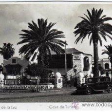 Postales: BONITA POSTAL - PUERTO DE LA LUZ (CANARIAS) - CASA DE TURISMO - COCHE DE EPOCA - ED. ARRIBAS . Lote 35212657