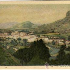 Postales: BONITA POSTAL - LAS PALMAS - PUEBLO DE SAN MATEO (CANARIAS) - VISTA DE LA POBLACION . Lote 35212995