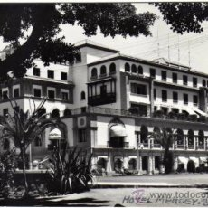 Postales: BONITA POSTAL - SANTA CRUZ DE TENERIFE - HOTEL MENCEY. Lote 35213672