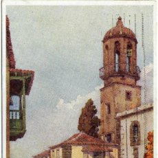 Postales: PRECIOSA POSTAL - SAN DOMINGO - VILLA OROTAVA - (TENERIFE) - AMBIENTADA . Lote 35213939