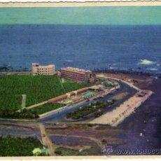 Postales: BONITA POSTAL - PUERTO DE LA CRUZ (TENERIFE) - PLAYA DE MARTIÁNEZ. Lote 35214704