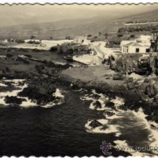 Postales: BONITA POSTAL - PUERTO DE LA CRUZ (TENERIFE) - SAN TELMO - VISTA PARCIAL . Lote 35214939