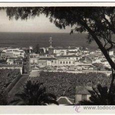 Postales: BONITA POSTAL - PUERTO DE LA CRUZ (TENERIFE) - VISTA PARCIAL . Lote 35215003