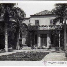 Postales: BONITA POSTAL - PUERTO DE LA CRUZ (TENERIFE) - QUINTA DE SAN FERNANDO . Lote 35215052