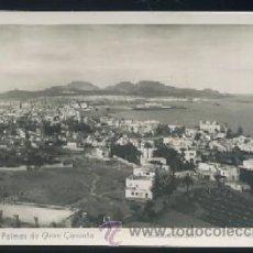 Postales: POSTAL DE CANARIAS - LAS PALMAS DE GRAN CANARIA. CIUDAD JARDIN P-CAN-300. Lote 35255433