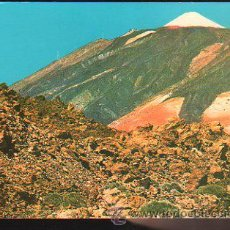 Cartes Postales: TARJETA POSTAL DE TENERIFE - EL TEIDE. Nº 1011. Lote 35491697