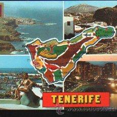Postales: TARJETA POSTAL DE TENERIFE - DIVERSOS ASPECTOS. Nº 68. Lote 35492342