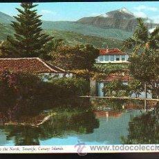 Postales: TARJETA POSTAL DE TENERIFE - OUTLOOK TO THE NORTH. FOTO E. LUDWIG. Lote 35492420