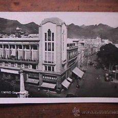 Postales: TENERIFE, CASINO PRINCIPAL, FOTO BAENA, 1937. Lote 35711507