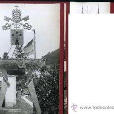 Postales: FOTOGRAFÍA EN PRIMER TERMINO FESTIVIDAD DEL CORPUS VILLA DE MAZO ISLA LA PALMA. Lote 35836746
