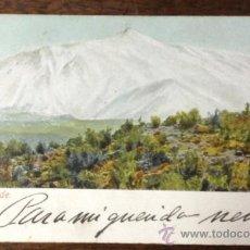 Postales: TENERIFE. PICO DE TEIDE. . Lote 36138152