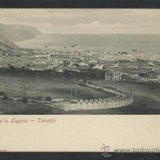 Postales: TENERIFE - CARRETERA DE LA LAGUNA - ARTURO FUNES - REVERSO SIN DIVIDIR - (13.649). Lote 36146659