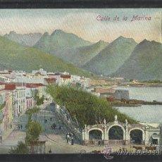 Postcards - TENERIFE - CALLE DE LA MARINA - REVERSO SIN DIVIDIR - (13.651) - 36146704