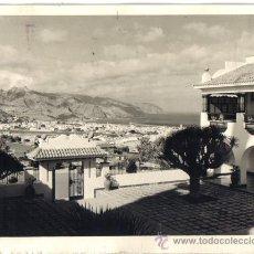 Postales: TENERIFE, PANORAMA DE LA VILLE, COMPAGNIE MARITIME BELGE S.A ANVERS. . Lote 36169656