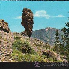 Cartes Postales: TARJETA POSTAL DE TENERIFE - ROQUES EN LAS CAÑADAS DE EL TEIDE. 1164/13. Lote 36361713