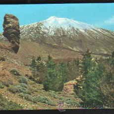 Cartes Postales: TARJETA POSTAL DE TENERIFE - EL TEIDE. 2299. EDICION ARRIBAS. Lote 36361722