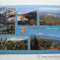 Postales: POSTAL DE ISLAS CANARIAS -303- TENERIFE (ANIBARRO, CIRCULADA 1994). Lote 36467741