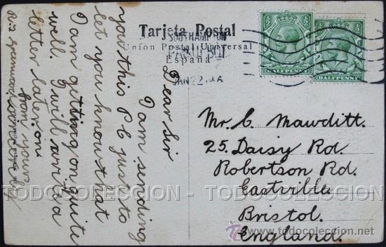 Postales: Dorso. - Foto 3 - 36874921