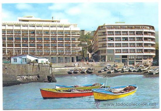 postal puerto pescadores puerto de la cruz tene - Comprar Postales ...