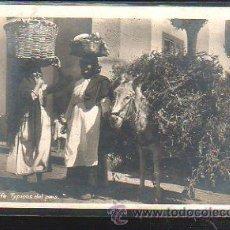 Postales: TARJETA POSTAL FOTOGRAFICA DE TENERIFE - TYPICS DEL PAIS. 94. FOTO CENTRAL. Lote 36653109