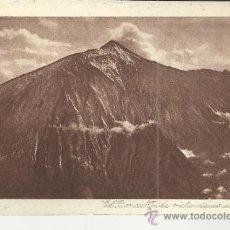 Postales: CANARIAS TENERIFE TEIDE SIN ESCRIBIR. Lote 36751267