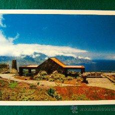 Postales: EL HIERRO - EL MIRADOR DE LA PEÑA CESAR MANRIQUE - ISLAS CANARIAS - POSTAL SIN USAR - DECADA 1980. . Lote 36827762