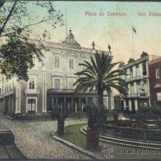 Postales: LAS PALMAS (GRAN CANARIA).- PLAZA DE CAIRASCO. Lote 37150244