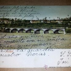 Postales: POSTAL GRAN CANARIA TELDE 7900 CIRCULADA SIN DIVIDIR. Lote 37339064