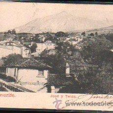 Postales: TARJ. POSTAL DE TENERIFE - ICOD Y TEIDE. ENGLISH BAZAR Nº 10.. Lote 37581560