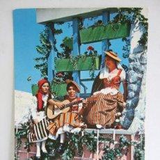Postales: POSTAL TENERIFE - LA LAGUNA - ROMERIA DE SAN BENITO - 1967 - CIRCULADA. Lote 37604744