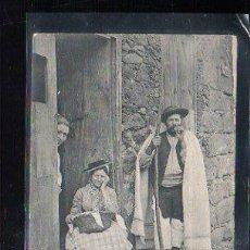 Postales: TARJ. POSTAL DE TENERIFE - LAGUNA. GRUPO DE CAMPESINOS. NOBREGRA'S ENGLISH BAZAR. Nº 15. Lote 37643592