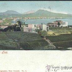 Postales: PUERTO DE LA LUZ (GRAN CANARIA).. Lote 37702707